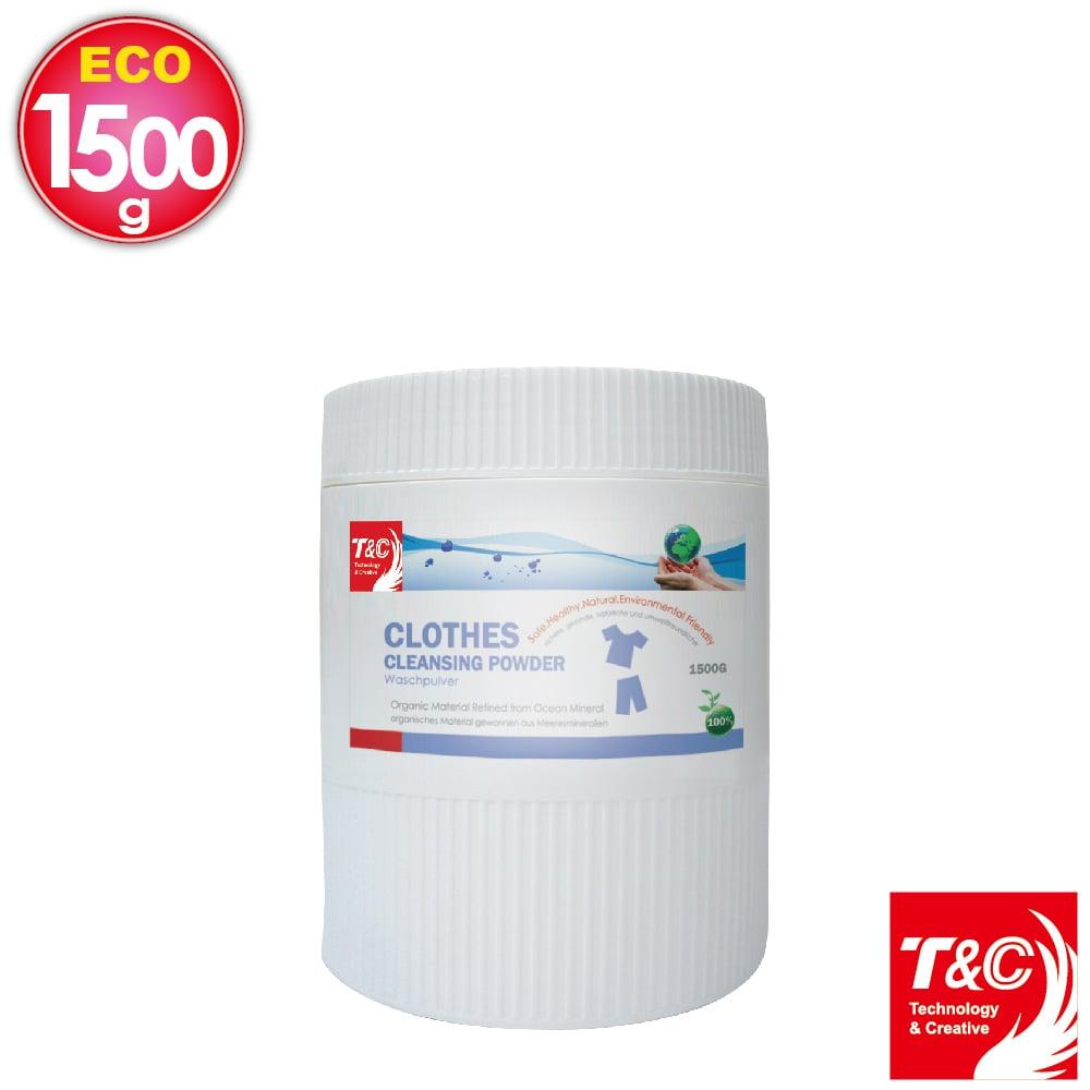 T&C 海洋元素-洗衣元素1500g(2入)