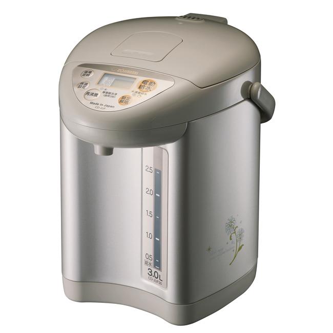 ★尾牙大禮包★【象印】3.0L微電腦三段定溫電熱水瓶 CD-JUF30 x 4台