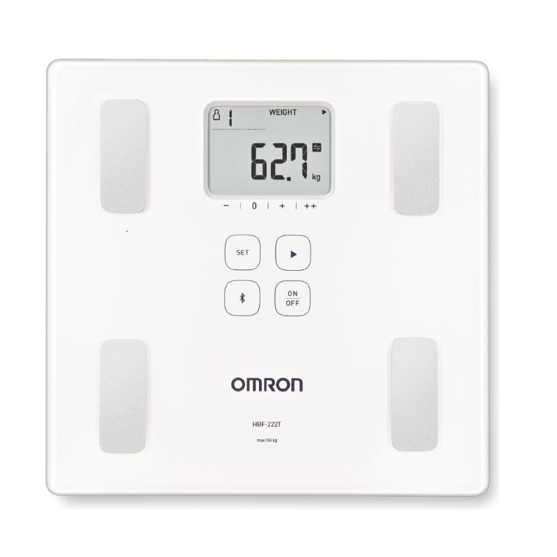 OMRON歐姆龍 HBF-222T 體重體脂肪計