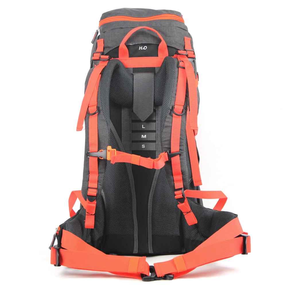 犀牛 RHINO  Sherpa 55公升登山背包-灰橘