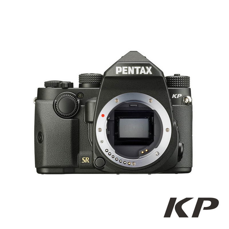 PENTAX KP 防滴防塵單機身_黑色【公司貨】 上網註冊送對應之電池手把+7-11禮劵