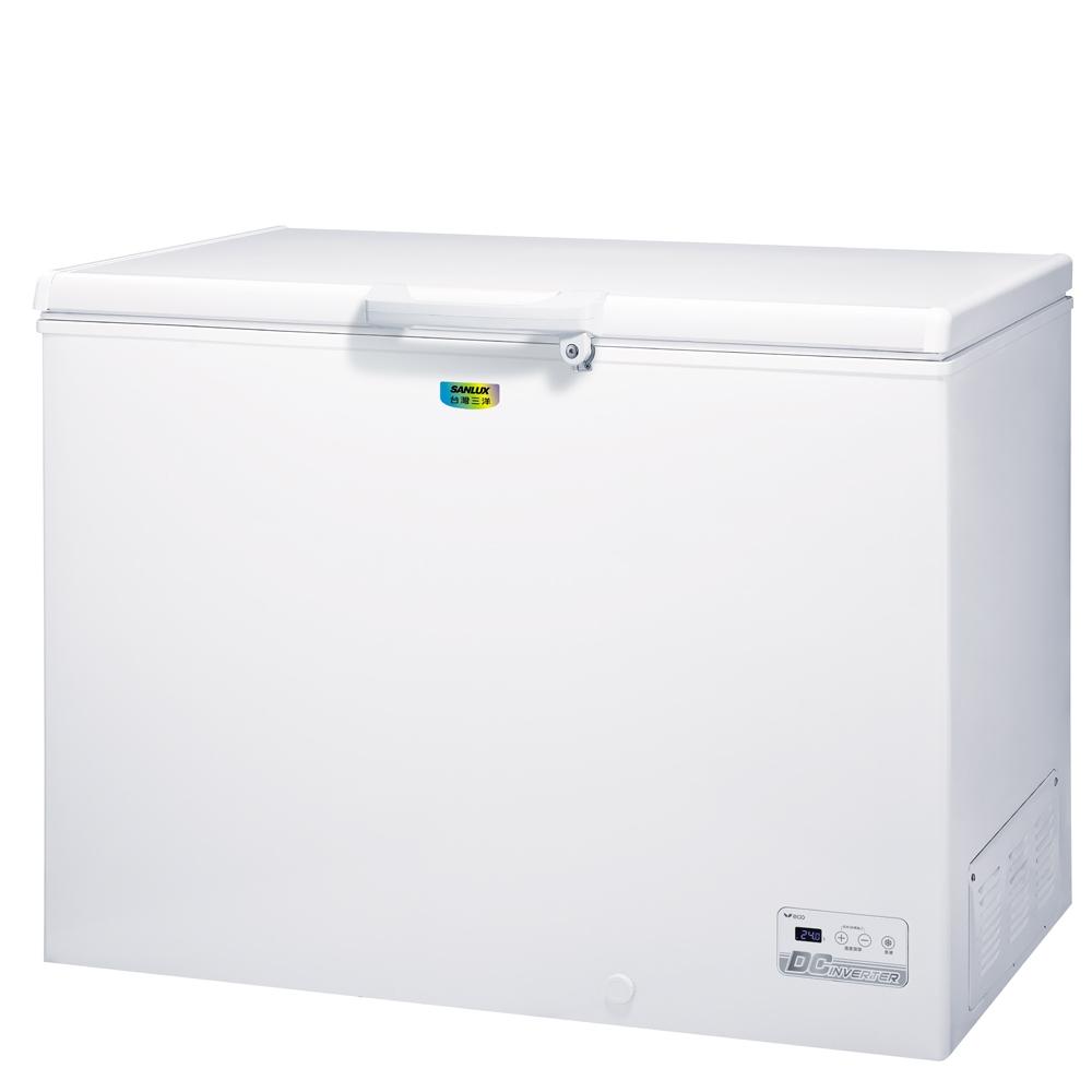 SANLUX台灣三洋332公升變頻冷凍櫃SCF-V338GE