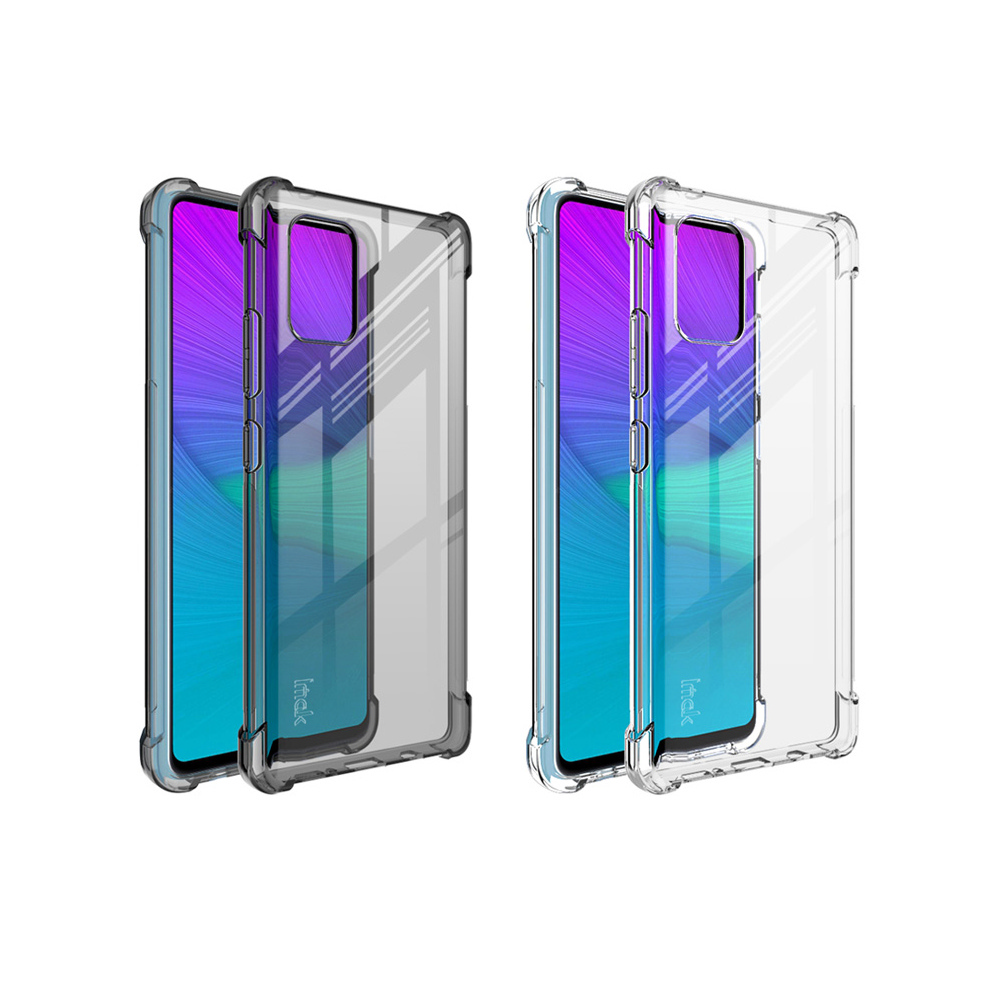 Imak SAMSUNG Galaxy S20+ 全包防摔套(氣囊)(透明)