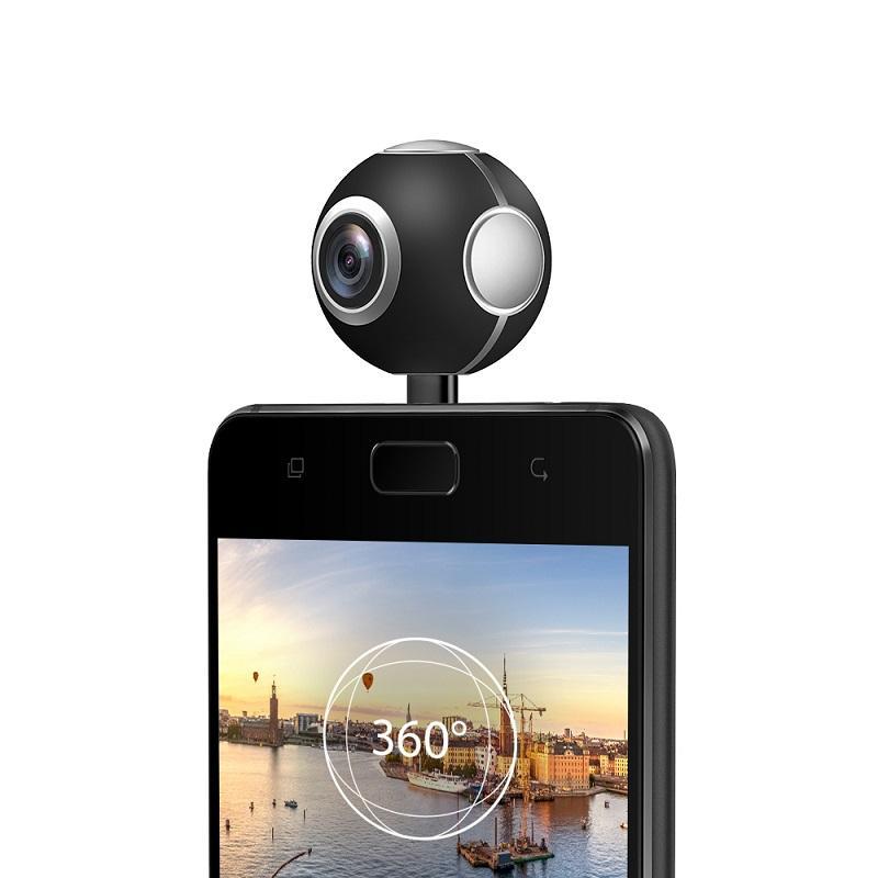 ASUS 360 全景攝影機