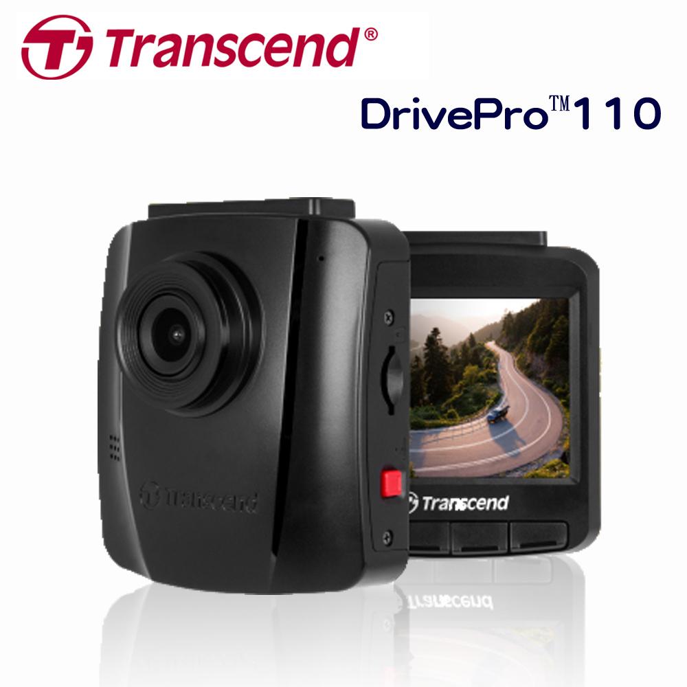 創見DrivePro 110行車記錄器(內32G記憶卡)