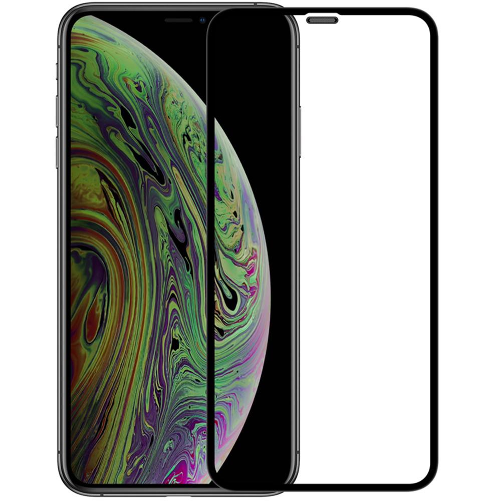 NILLKIN Apple iPhone 11 6.1 3D CP+ MAX 滿版玻璃貼(黑色)