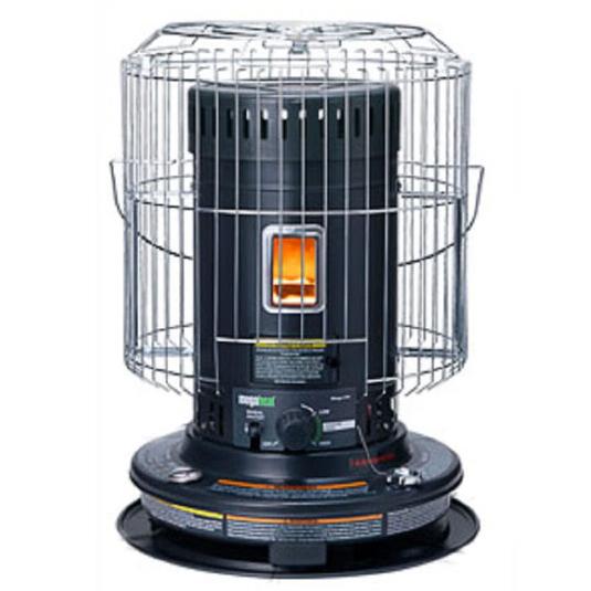 ★加碼送電動加油槍★【日本千石SENGOKU】古典圓筒煤油暖爐(大功率歐美款) CV-23KH