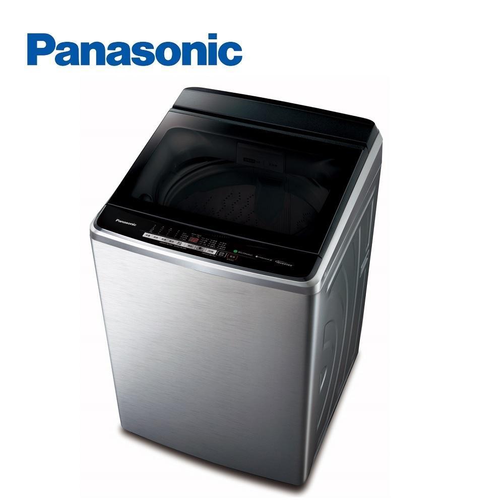 PANASONIC NA-V170GBS-S 17KG直立式溫水洗衣機