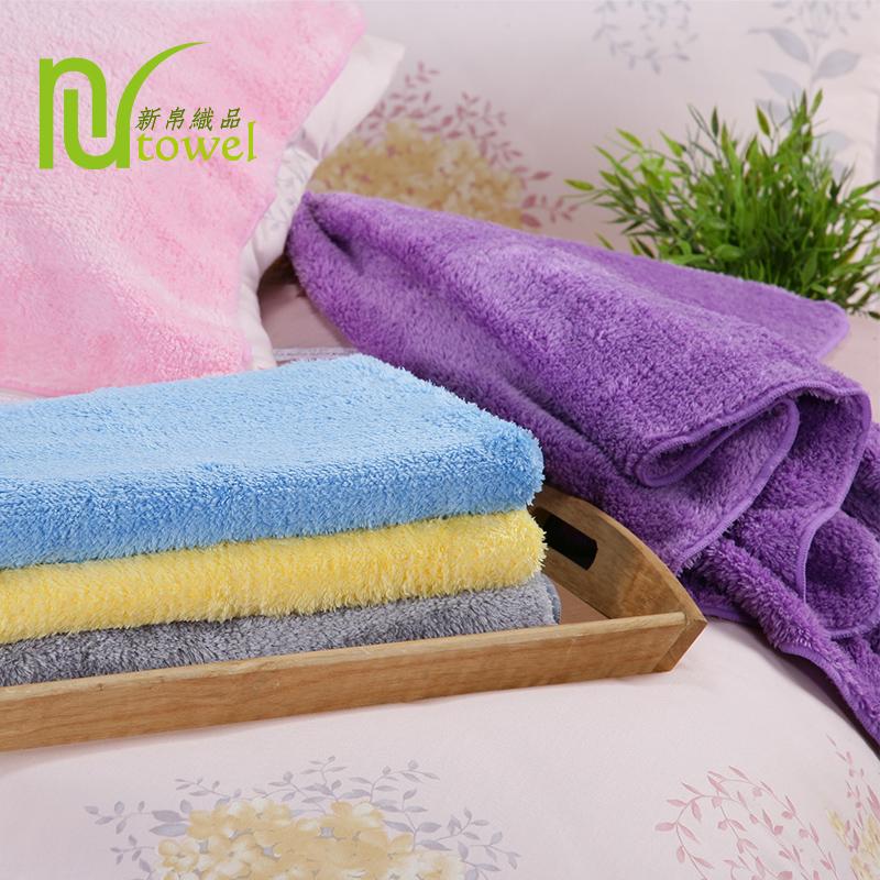 新帛織品毛巾/紫