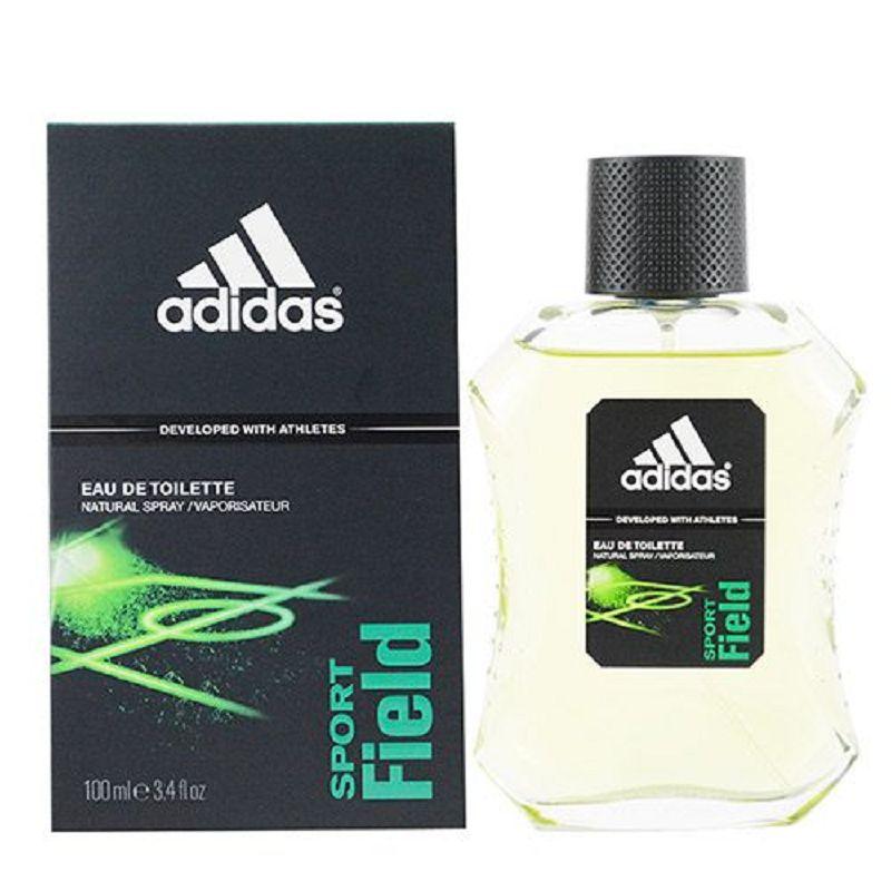 Adidas 愛迪達 SPORT FIELD 運動場 男性香水 100ml