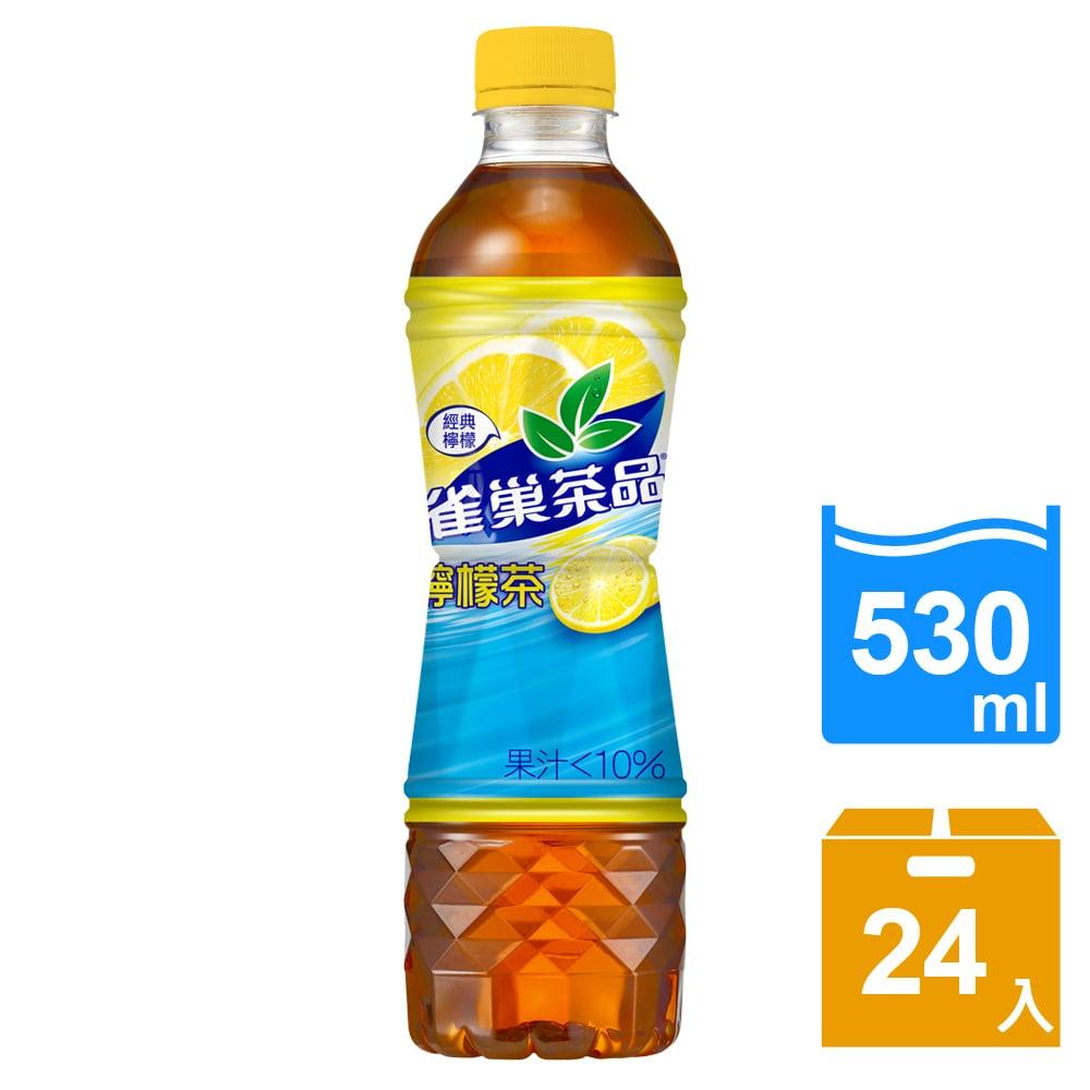 【雀巢茶品】檸檬茶530ml(24入/箱)