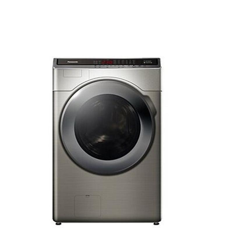 PANASONIC  16KG洗脫烘滾筒洗衣機 炫亮銀  NA-V160HDH-S