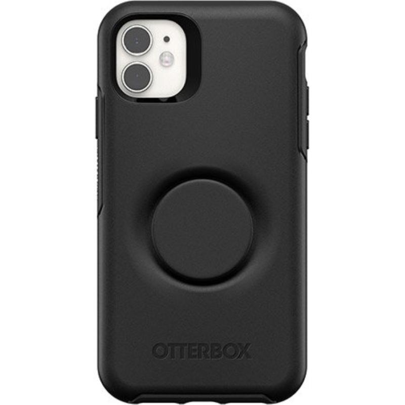 OtterBox 炫彩幾何泡泡騷保護殼iPhone 11 (6.1) 黑