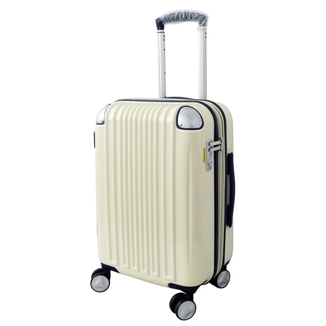 【經典】19吋四輪硬殼登機行李箱 SP-1801