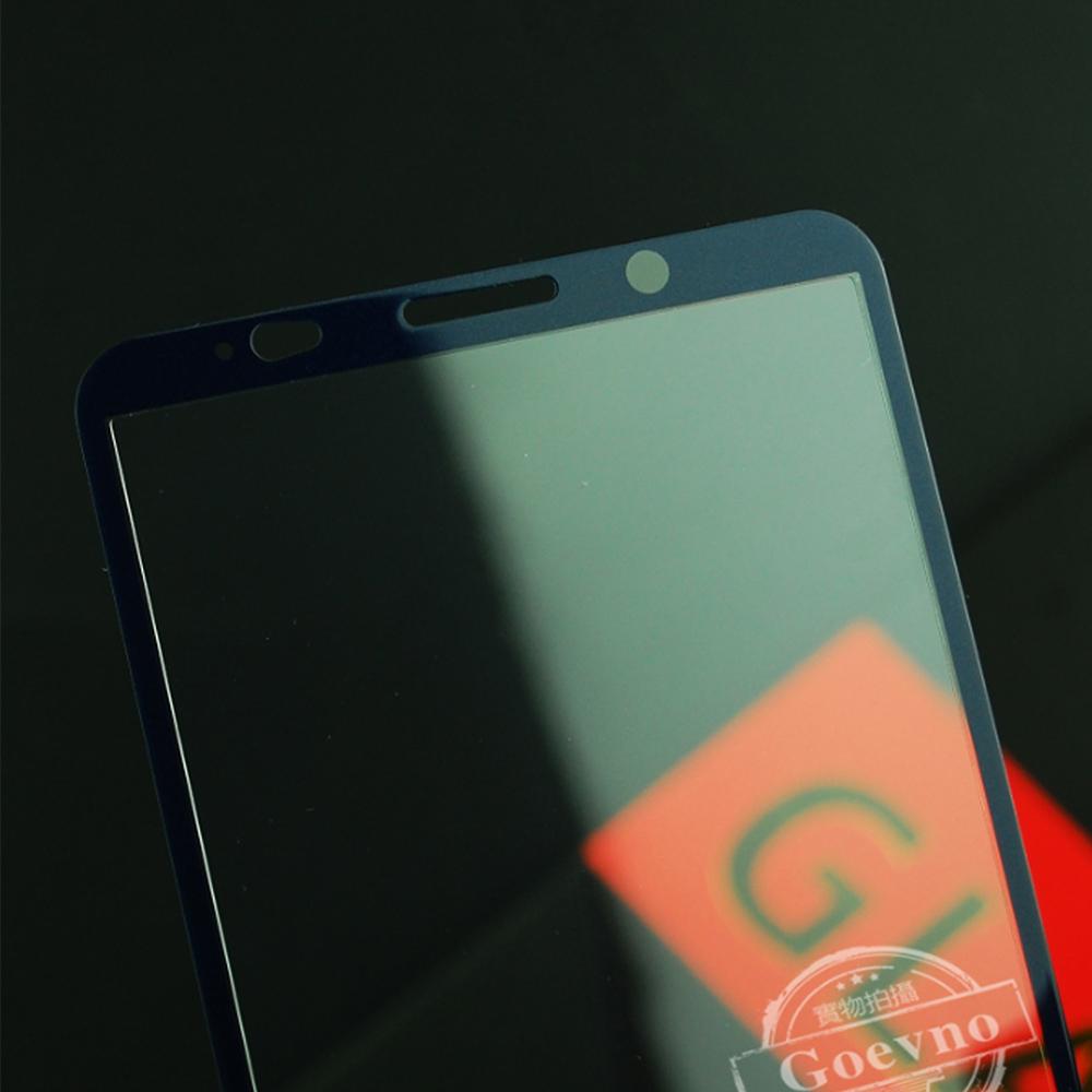 Goevno HUAWEI Mate 10 Pro 滿版玻璃貼(寶藍)
