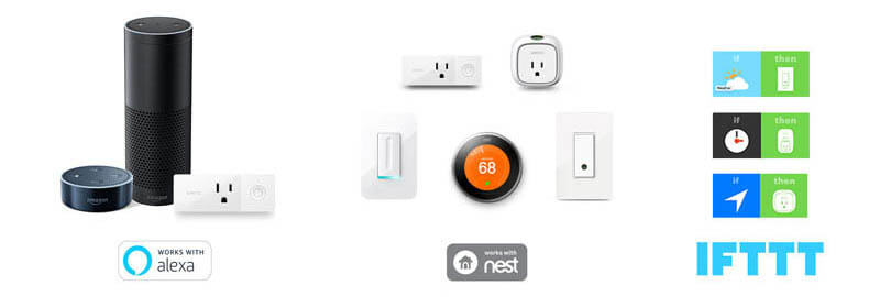 Wemo MINI智慧插座 兼容alexa、nest、IFTTT 先創國際
