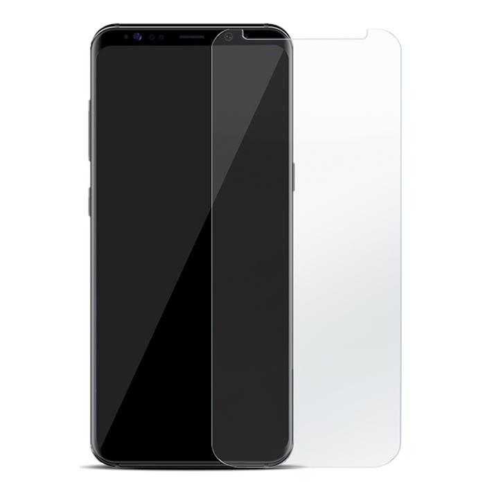 【2入組】AdpE SAMSUNG Galaxy S9+ 2.5D 9H高清鋼化玻璃貼