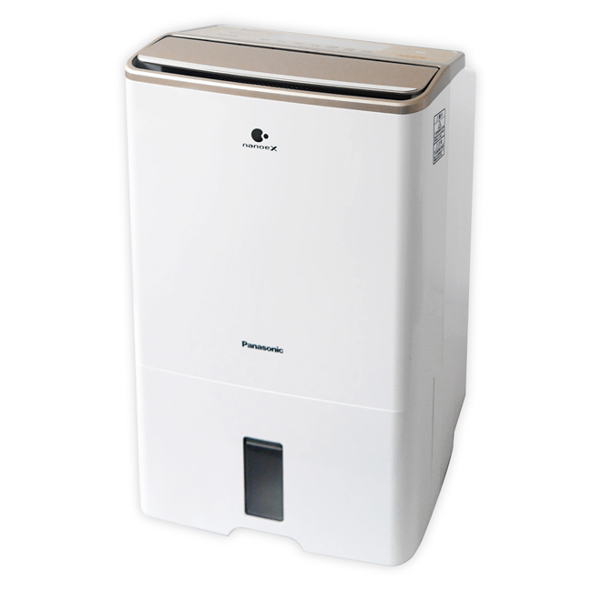 【Panasonic國際牌】22公升ECONAVI空氣清淨除濕機 F-Y45EX