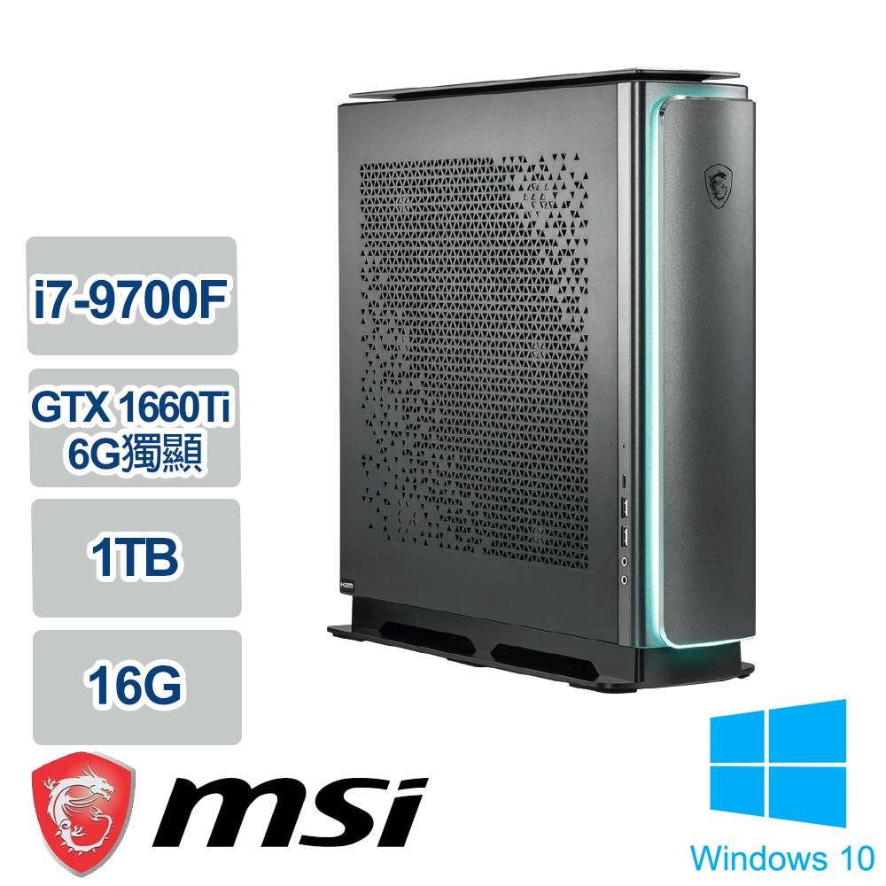 《MSI 微星》Prestige P100A 9SI-035TW(i7-9700F/16G/1TB PCIe SSD/GTX1660Ti/Win10/三年保)