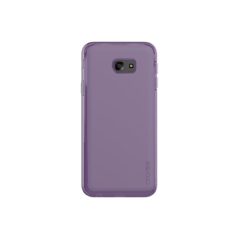 SAMSUNG Galaxy J4+ KD Lab TPU握感背蓋 紫