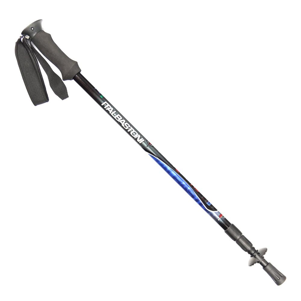義大利 italbastoni 極致鋁合金登山杖-寶石藍