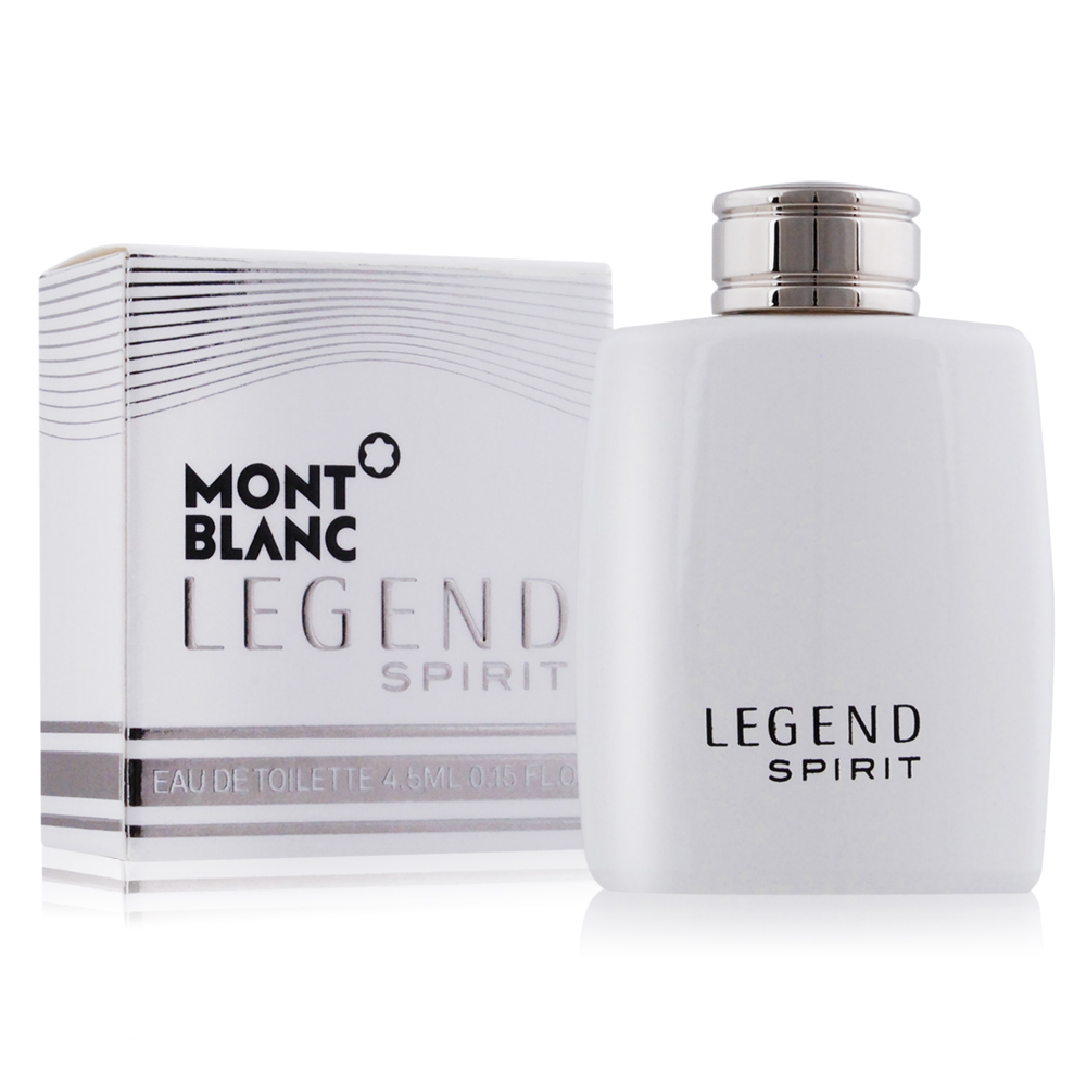 MONTBLANC 萬寶龍 傳奇白朗峰男仕淡香水迷你瓶(4.5ML)