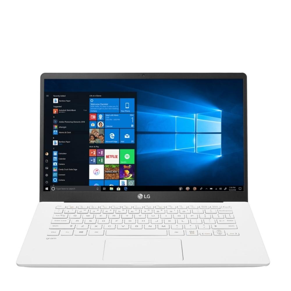LG Gram白輕薄14吋i5-1035G7/8G/256G SSD/14吋/W10/含原廠鍵盤膜筆電14Z90N-V.AR53C2