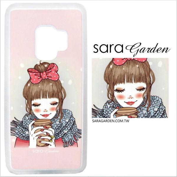 客製化 光盾 手機殼 Samsung 三星 Note3 透明防滑紋 保護套 軟邊 防摔殼 手繪可愛女孩