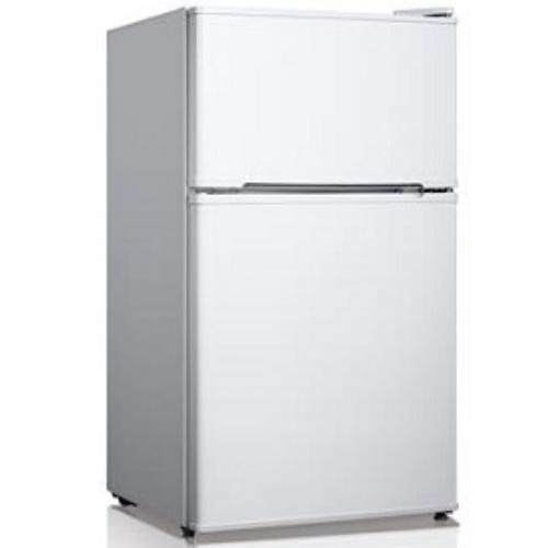 【SAMPO聲寶】100公升直冷精緻雙門冰箱 SR-A11G