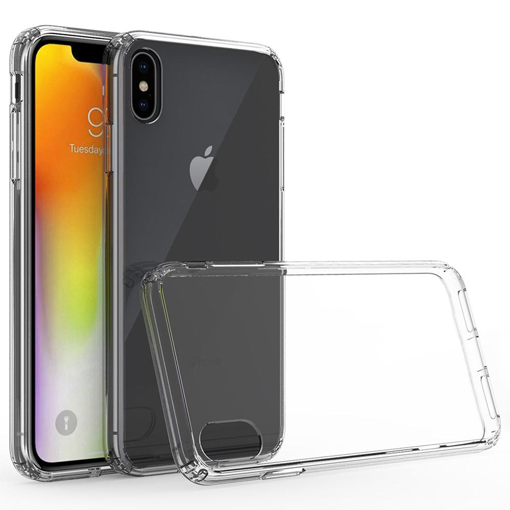 QinD Apple iPhone Xs Max 雙料保護套