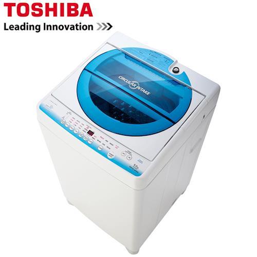 ★會員日限定結帳滿萬送全家商品卡500元★【TOSHIBA東芝】9公斤直立式洗衣機 星湛藍 AW-E9290LG