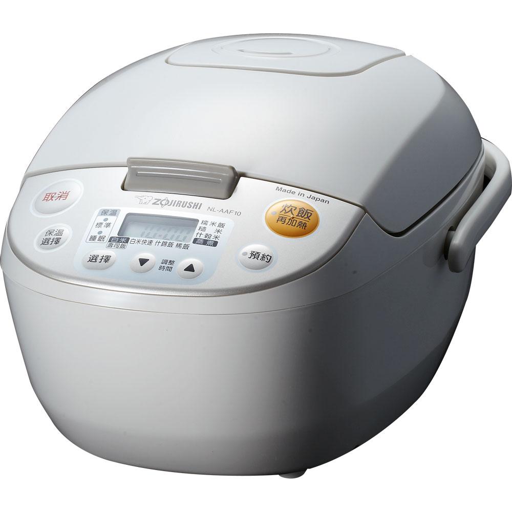 【象印】6人份微電腦電子鍋 NL-AAF10 (日本原裝進口)