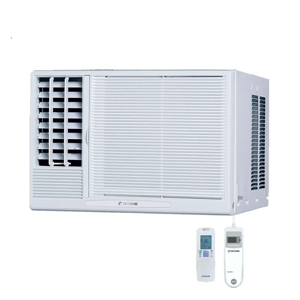(含標準安裝)大同變頻左吹窗型冷氣6坪TW-41DDSN(L)