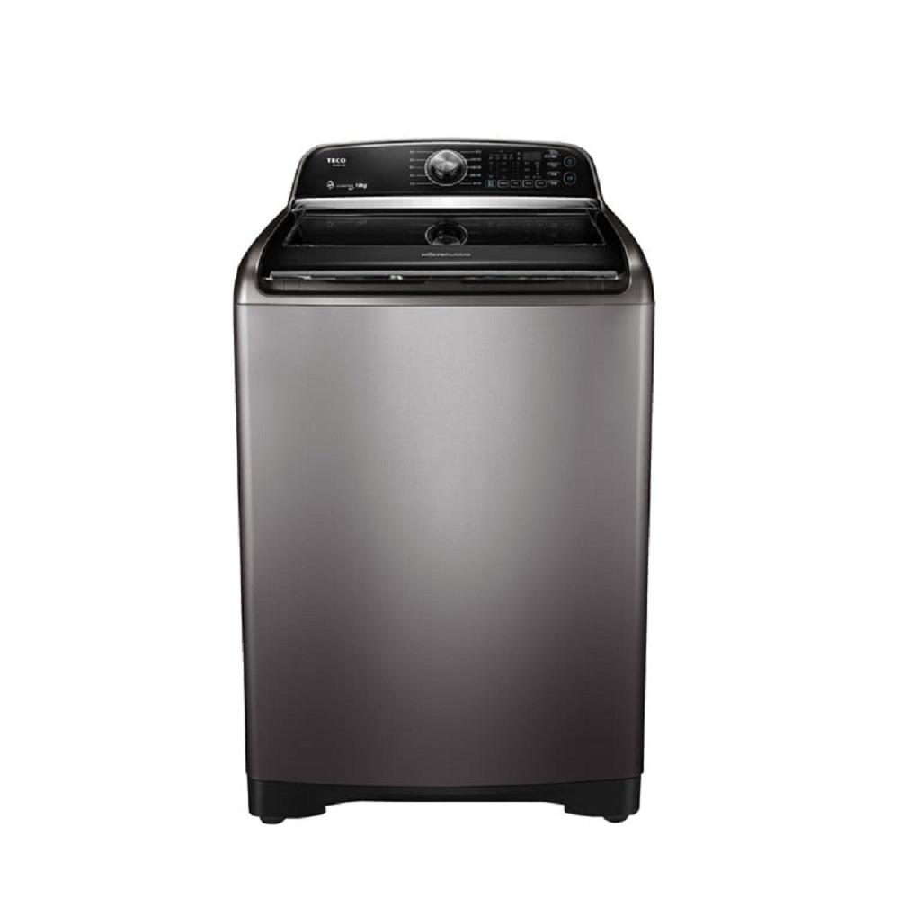 東元19公斤變頻洗衣機鈦空銀W1901XS