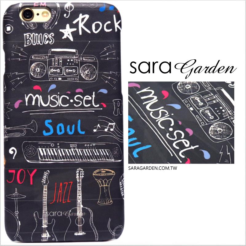【Sara Garden】客製化 手機殼 HTC M10 搖滾 音樂 盛典 保護殼 硬殼 限定