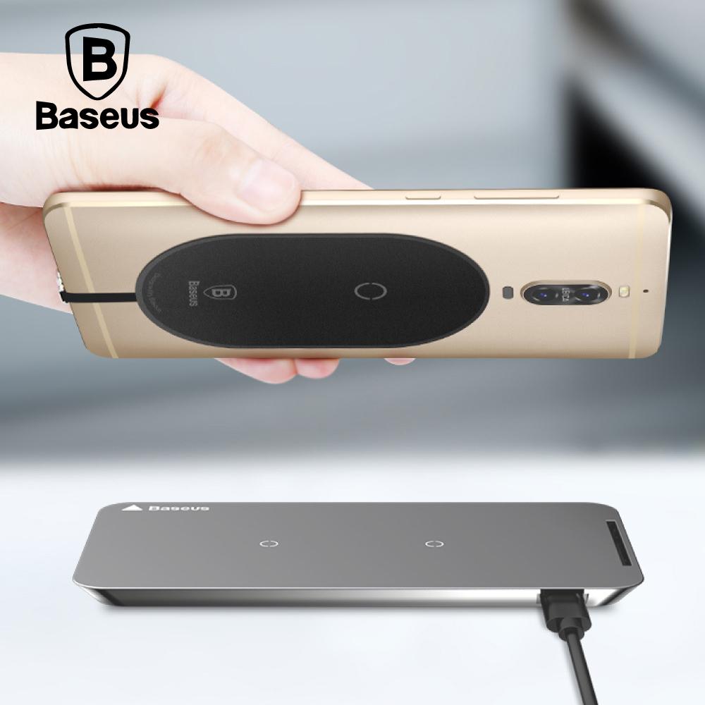 Baseus 倍思 超纖 無線充接收貼片 - Micro 專用