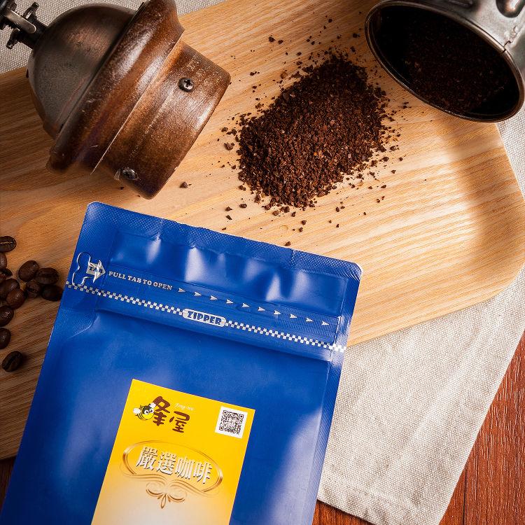 《蜂屋》黃金曼特寧咖啡豆(一磅)~甜感和乾淨,醇厚、狂野