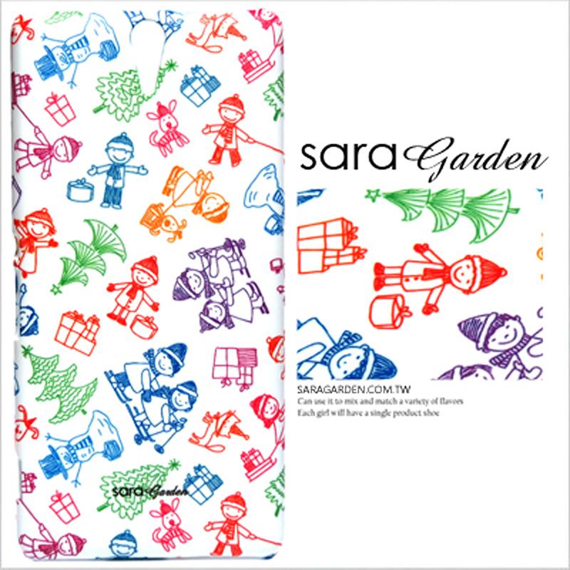 【Sara Garden】客製化 手機殼 Samsung 三星 Note10 雪人 禮物 童趣 手工 保護殼 硬殼