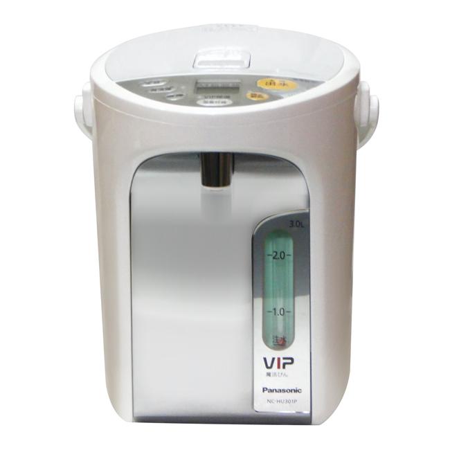 【Panasonic國際牌】3公升真空斷熱電熱水瓶 NC-HU301P