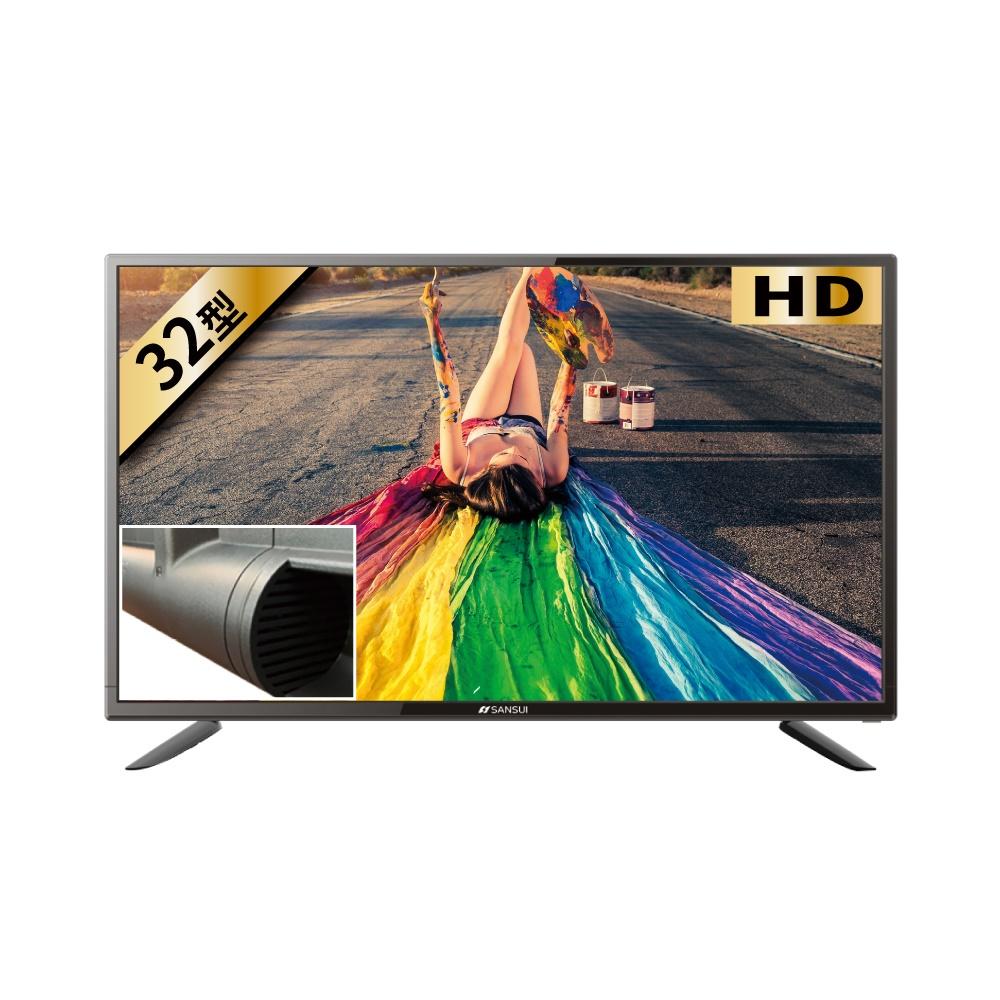 山水32型 智慧連網後低音炮液晶顯示器電視SLED-32ST9