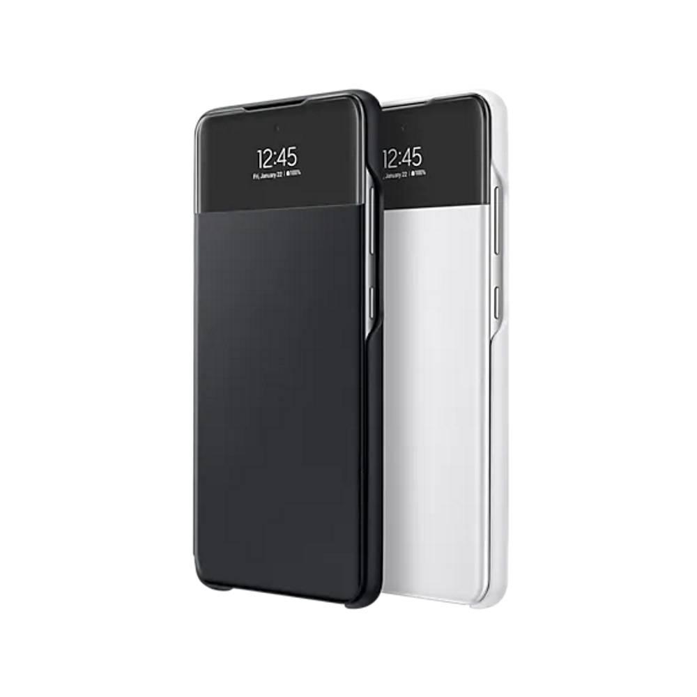 SAMSUNG Galaxy A52 5G透視感應皮套