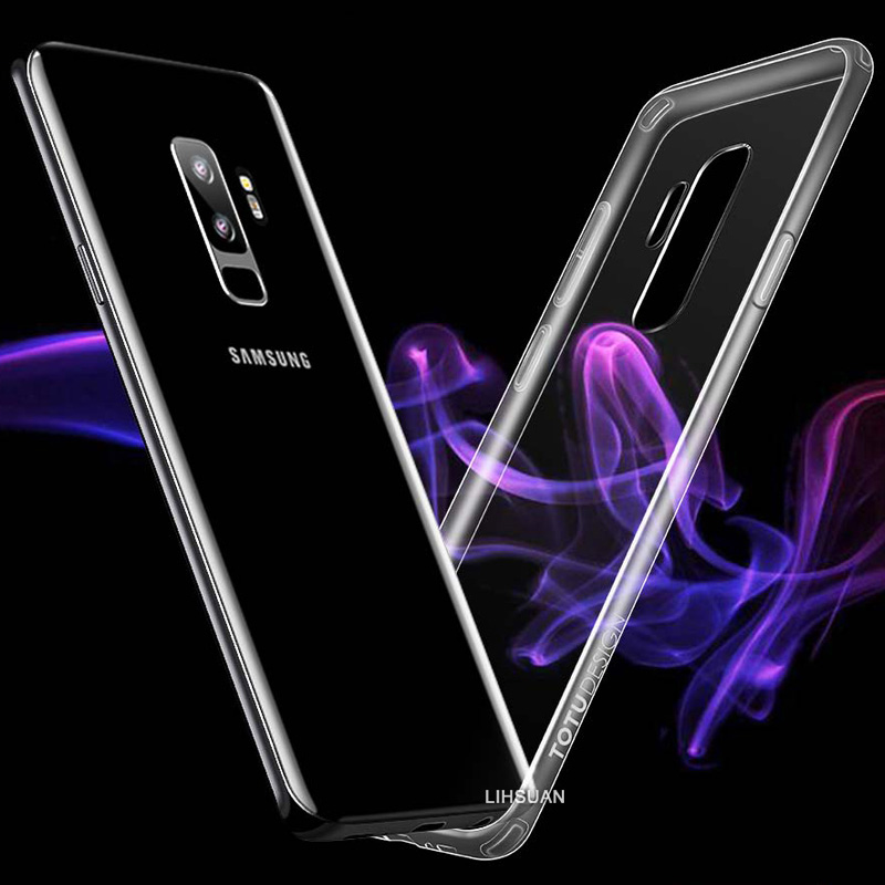 【TOTU台灣官方】S9Plus手機殼 晶靈系列 透明