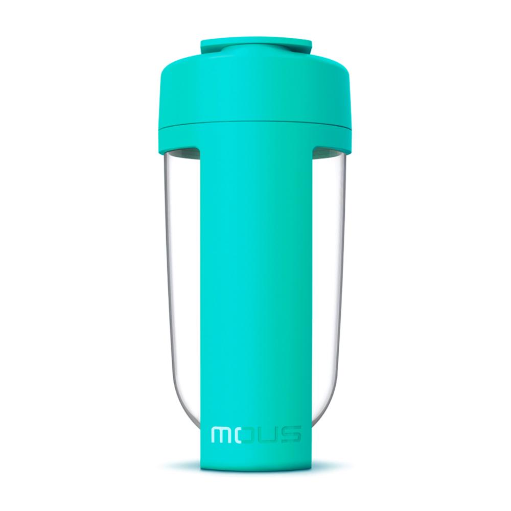 澳洲MOUS Fitness 運動健身搖搖杯-湖水藍