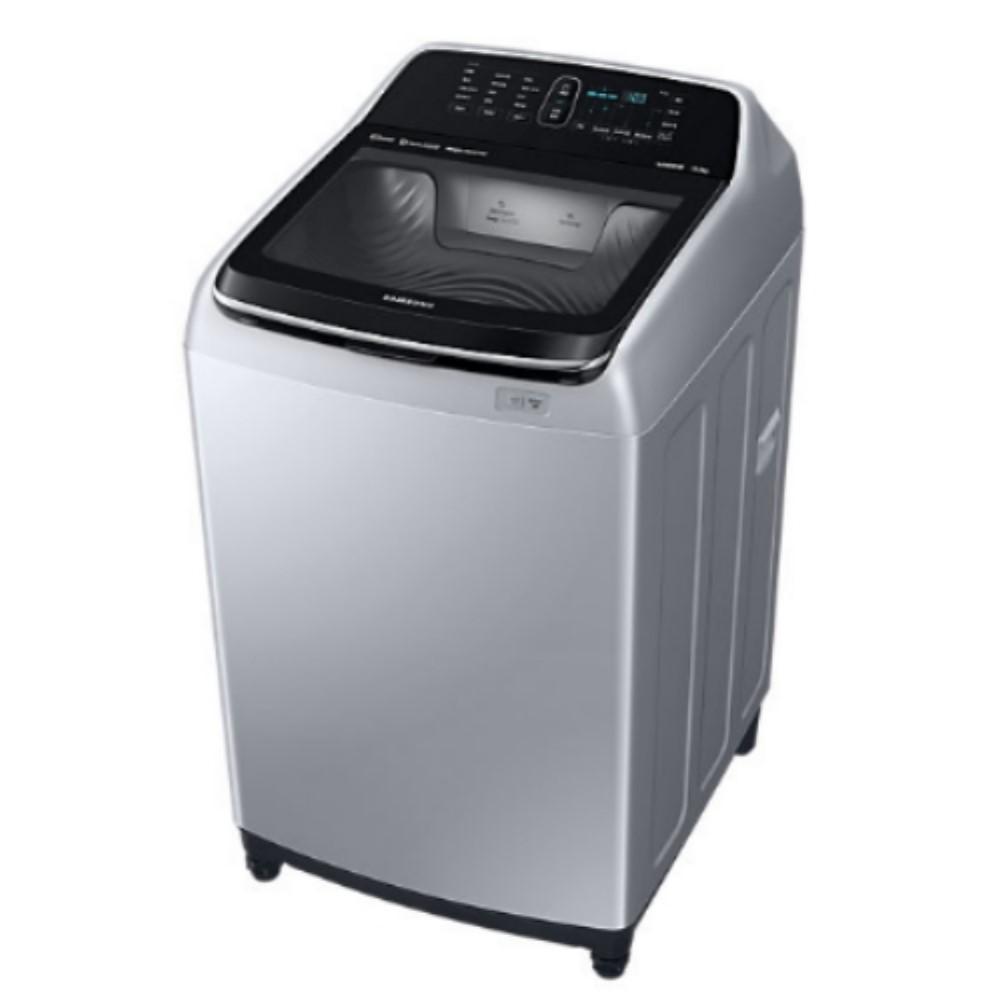 回函贈★【SAMSUNG三星】 16KG 變頻直立式洗衣機-魔登銀 WA16N6780CS/TW
