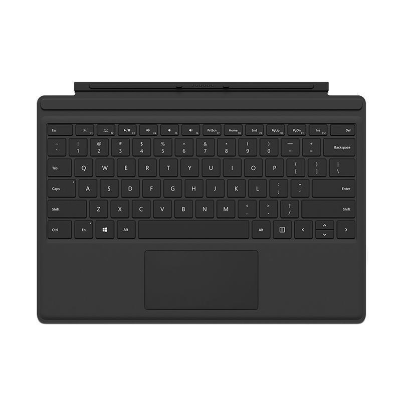 【福利品】Microsoft Surface Pro 實體鍵盤 黑
