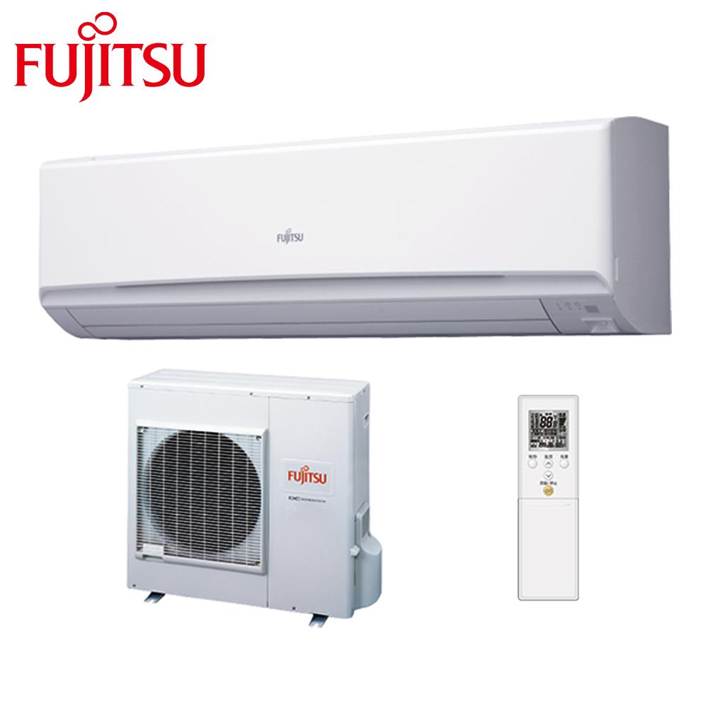 現折3仟+好禮三選一★【FUJITSU富士通】10-13坪R32高級變頻冷暖分離式ASCG080KMTA/AOCG080KMTA
