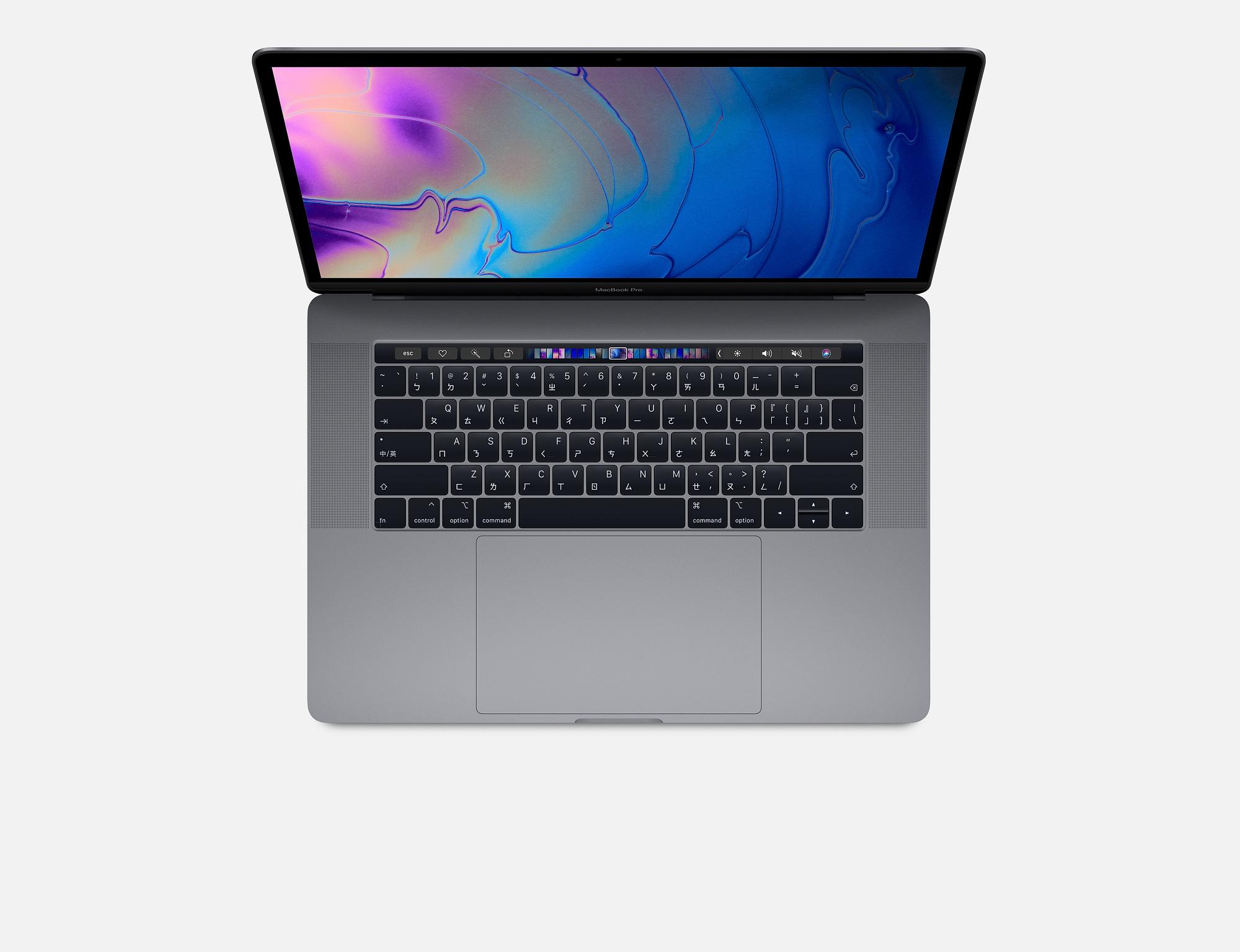 NB/APPLE MacBook Pro(TB) i7 512G 15吋 太空灰_MR942TA/A