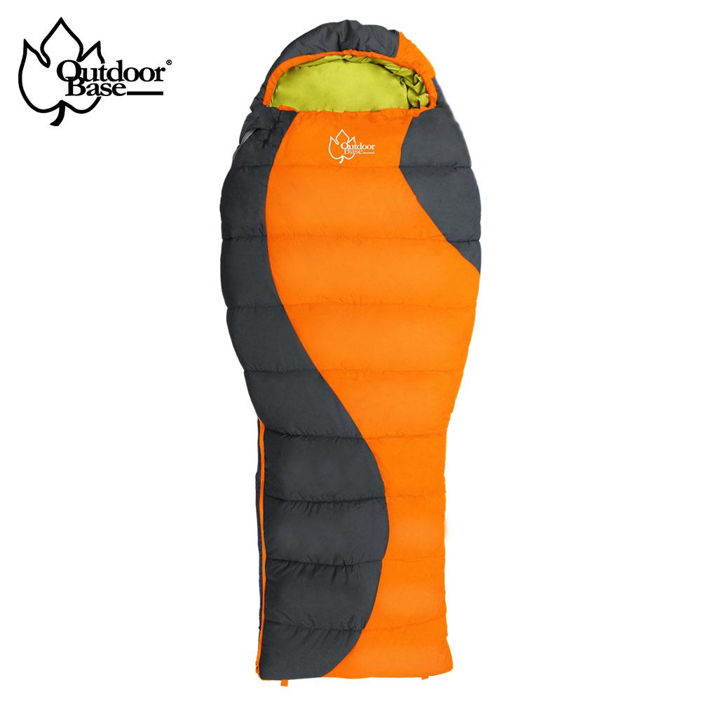 【Outdoorbase】原野Thermolite化纖保暖睡袋 -24448