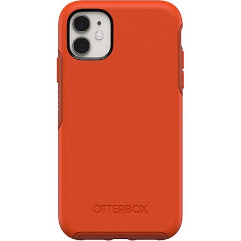 OtterBox 炫彩幾何保護殼iPhone 11 6.1 暗紅