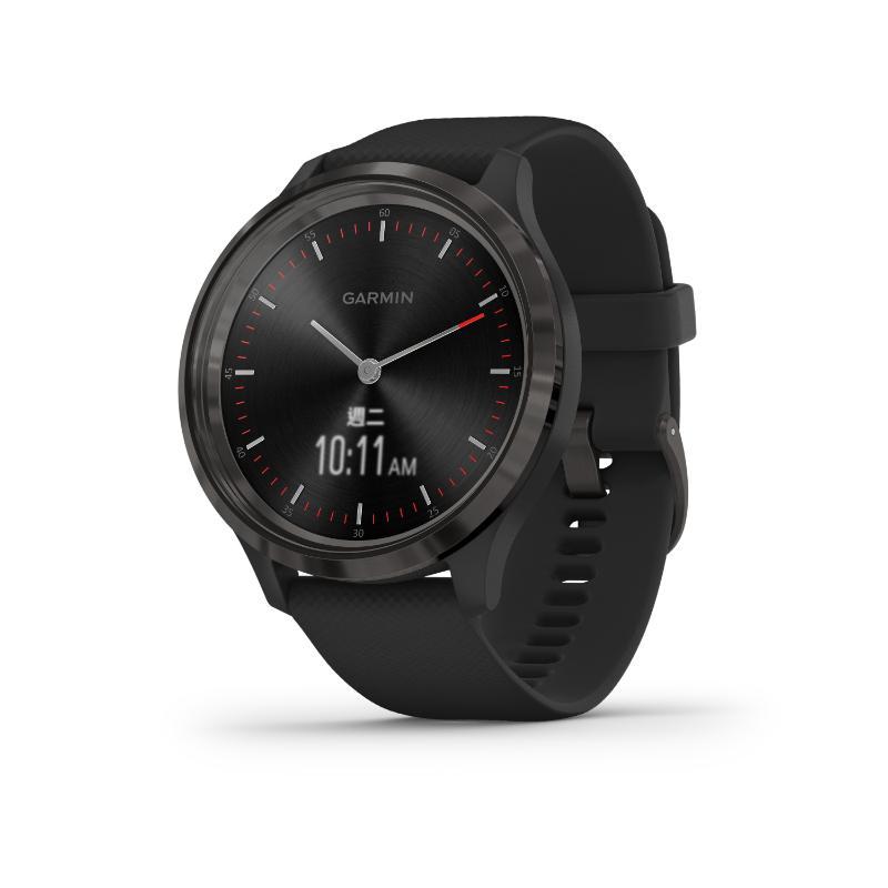 Garmin Vivomove 3 智慧手錶 黑